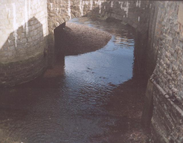 Tidal River Curve