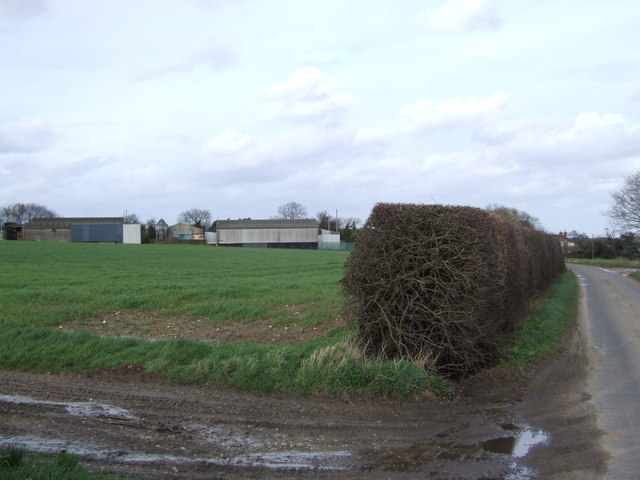 Castaway Farm Outbuildings