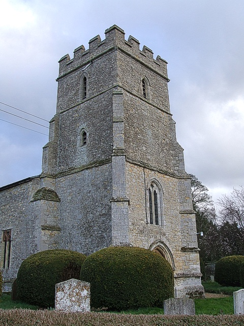 Tower of St. John the Evangelist, Radclive