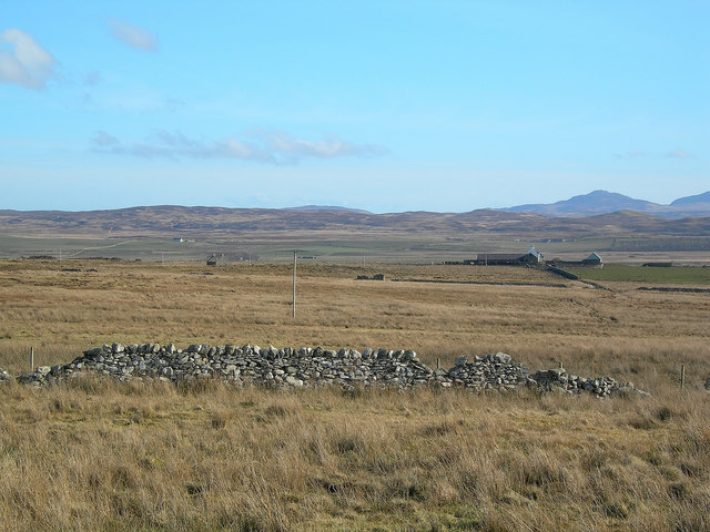 Grainel Farm and Moor