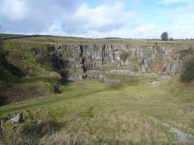 Middleton Top - Redhill Quarry
