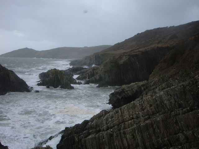 Near Lady cove on a breezy day