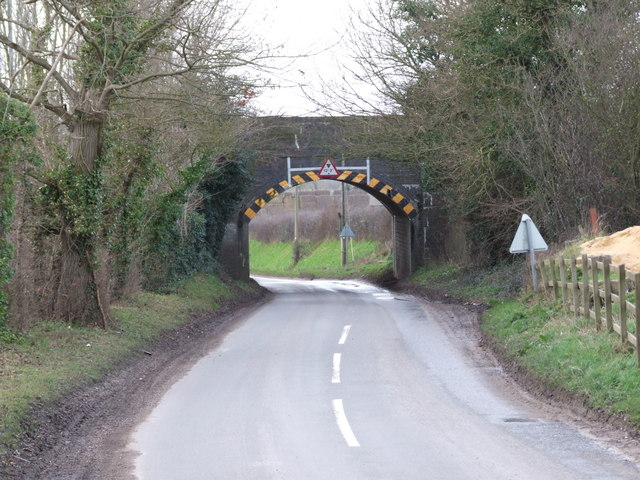 Railway Bridge from the East