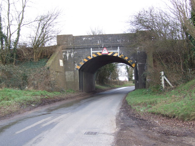 Railway Bridge from the West