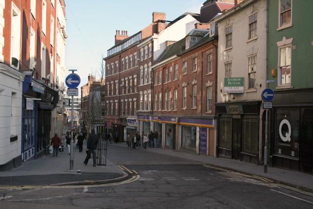 The Gates of Nottingham (7)