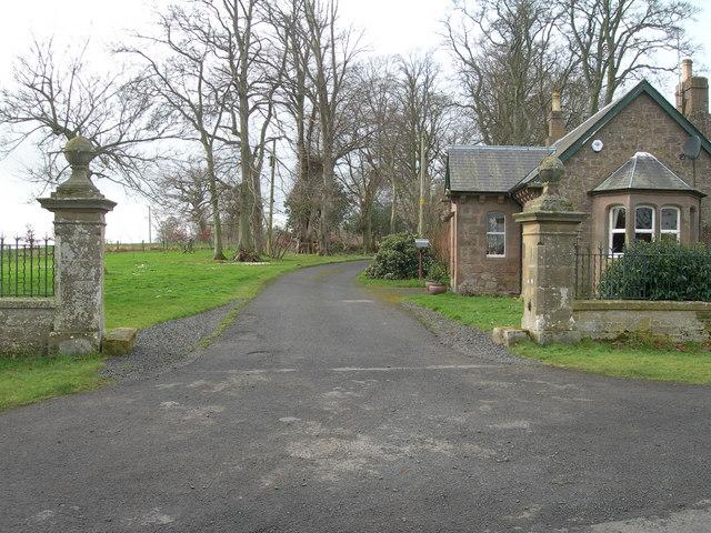 West Gatehouse (Swinton House)