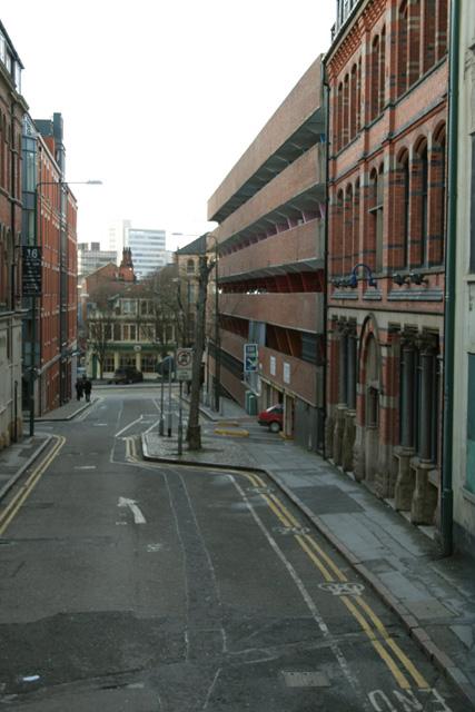 The Gates of Nottingham (12)