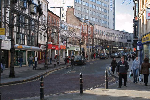 The Gates of Nottingham (16)