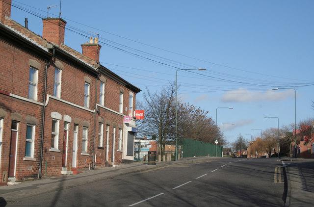 The Gates of Nottingham (11)