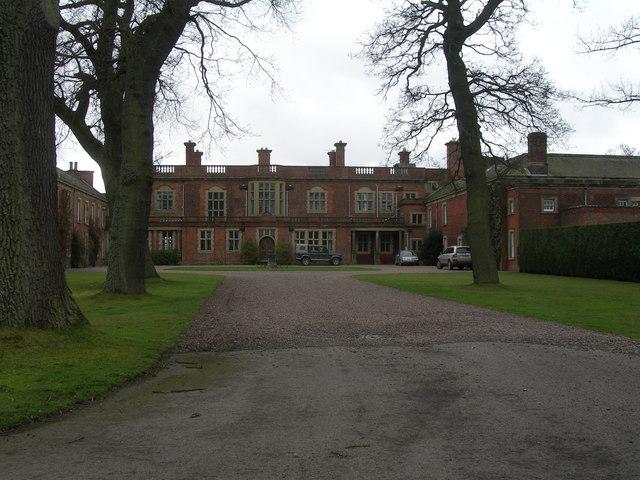 Pallinsburn House