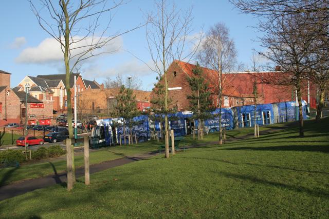 Shipstone Street Playground