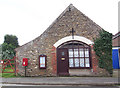 SE8821 : Former Post Office - Alkborough by David Wright