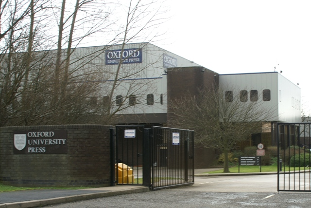 Oxford University Press Distribution Centre