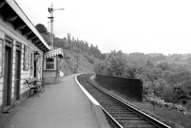 Midford Station