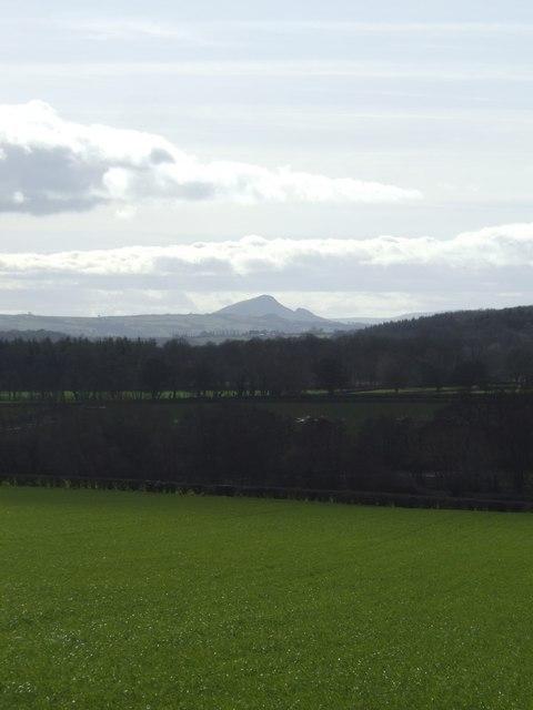 View to Ysgyryd Fawr