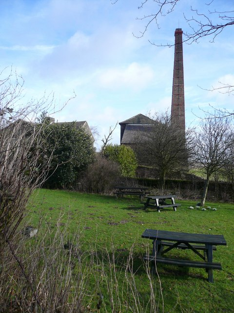 Middleton Top - Picnic Area and Engine House