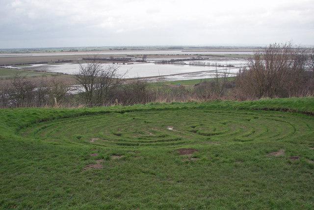 Julian's Bower - Alkborough Turf Maze