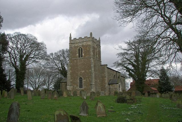 St. Etheldreda's Church, West Halton