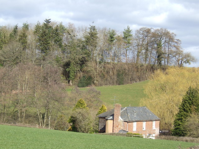 Cottage near Marlas Mill