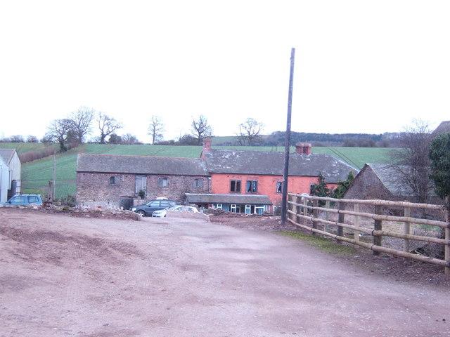 Poolwharf Farm House