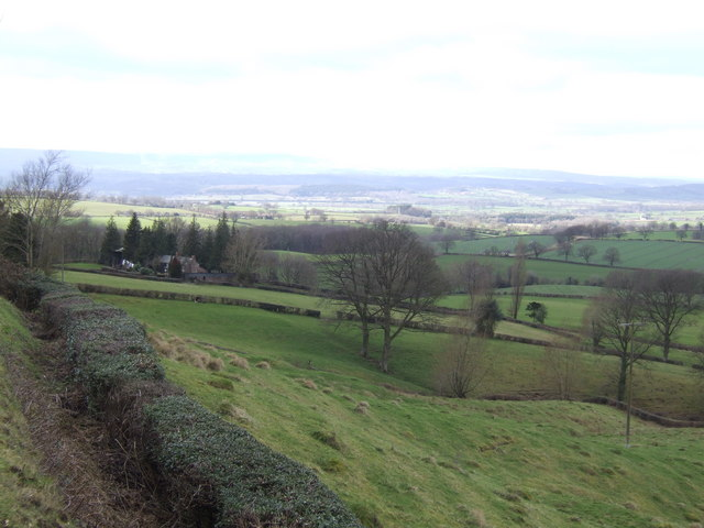 View to Hay Bluff