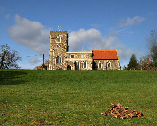 All Saints Church  Soulbury