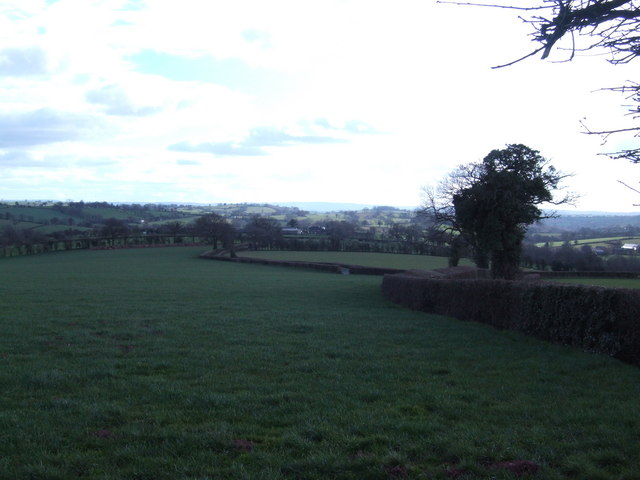 Monmouthshire countryside