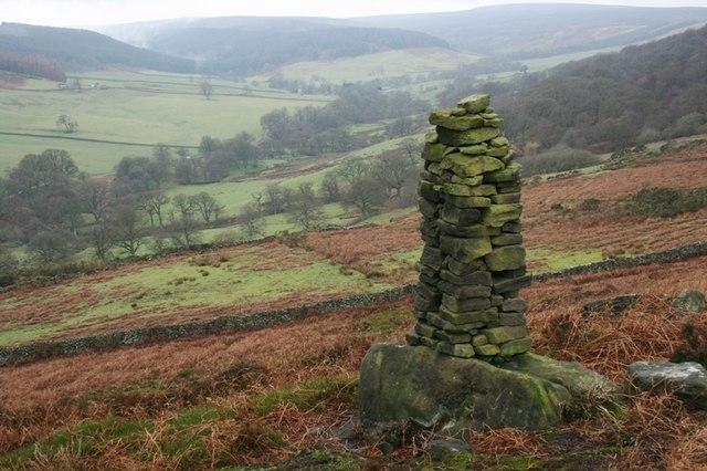 Cairn, Warren Moor