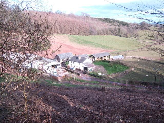 Upper Cwm Farm