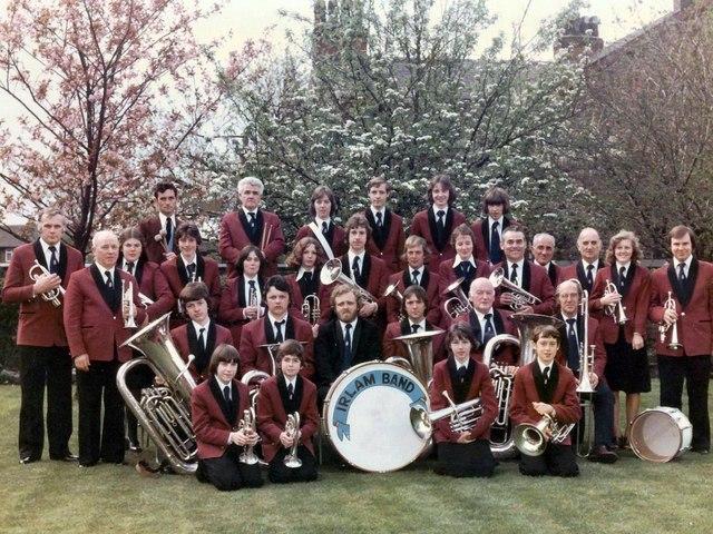 1977 Irlam Band