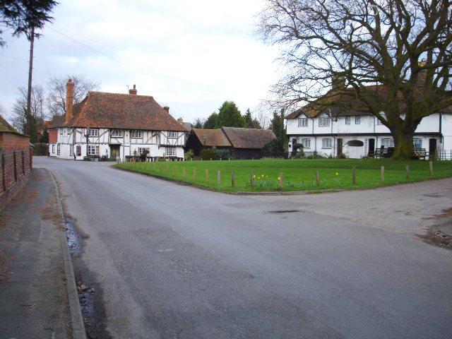 Village green, Hernhill