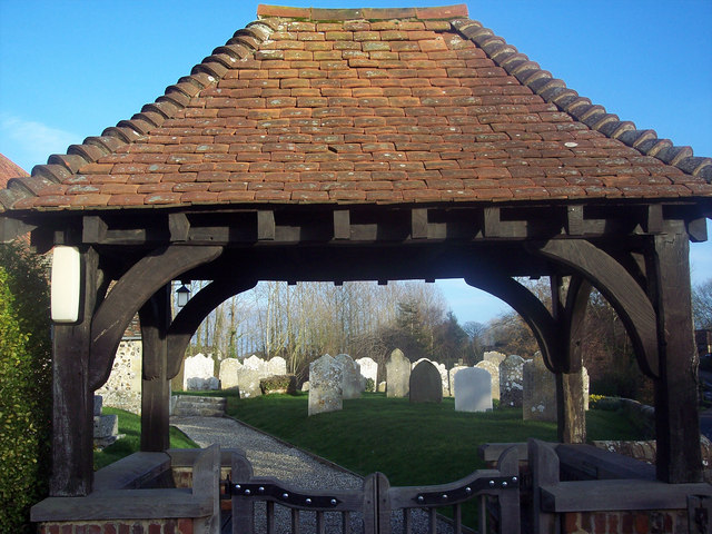 St Nicholas Church, West Itchenor - Lych Gate