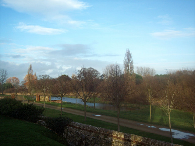 View from St Nicholas Churchyard, West Itchenor