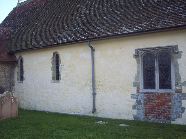 Detail on St Nicholas Church, West Itchenor