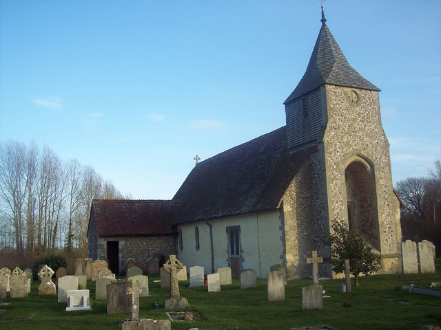 The Parish Church of St Nicholas, West Itchenor