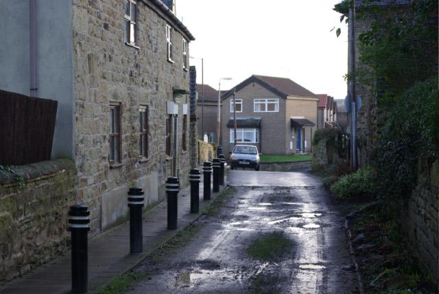 Tye Road, Beighton