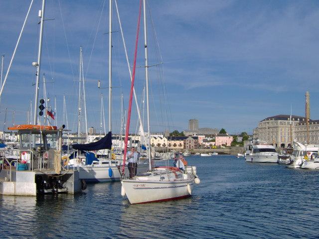 Mayflower Marina - Plymouth