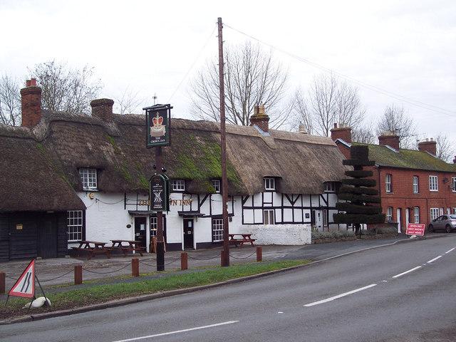 The Crown Inn, King's Somborne