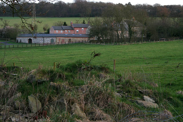 Charley Mill Farm, Leicestershire