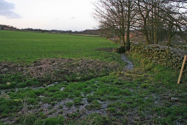 Farmland near Charley Mill Farm