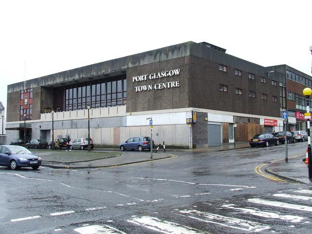 Port Glasgow Town Hall