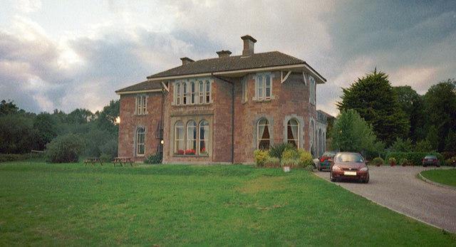 An Óige International Youth Hostel at Aghadoe House nr Killarney