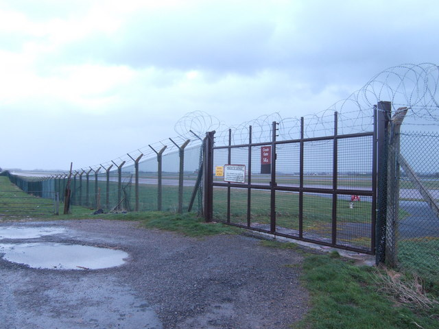 Gate 14A, RAF Fairford