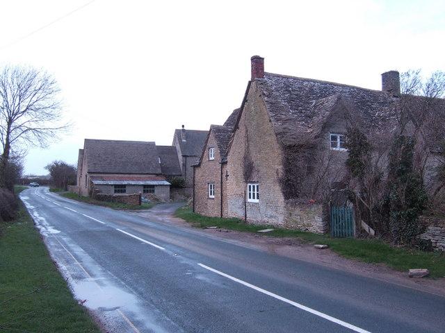 College Farm, Whelford