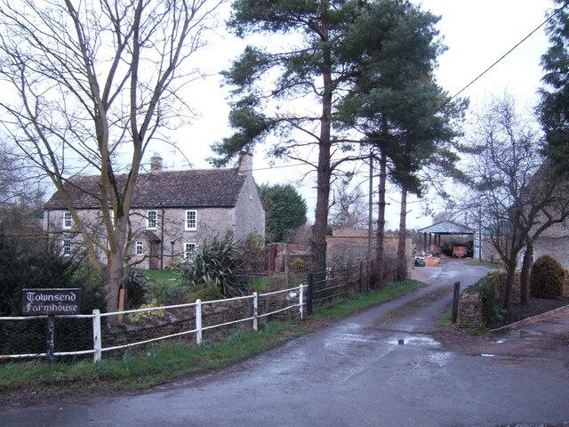 Townsend Farm, Whelford