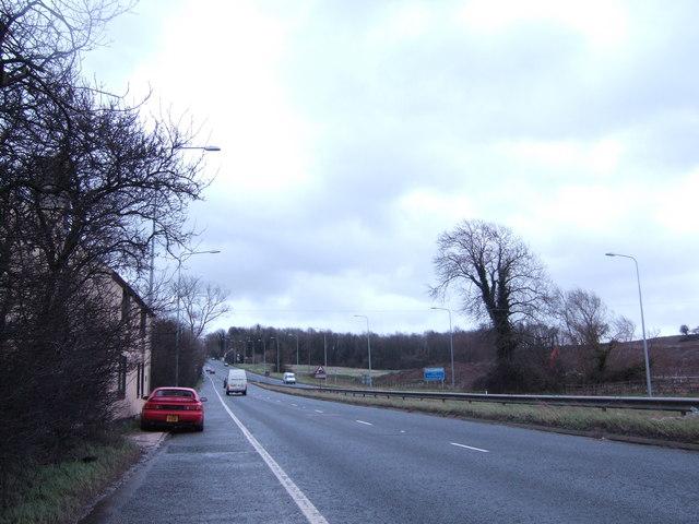 A419 Blunsdon Hill