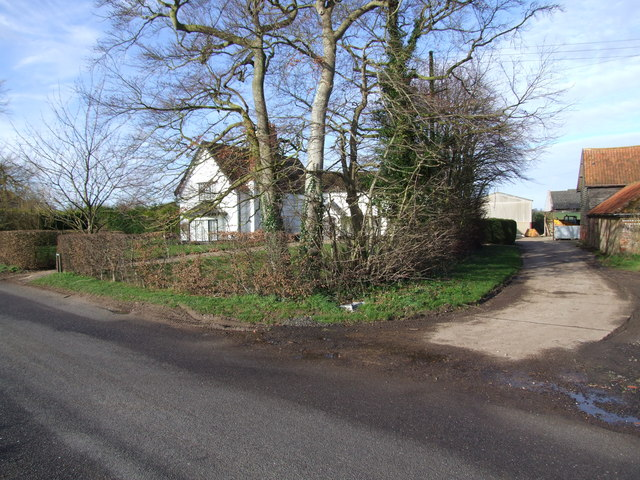 The Manor, Tibenham