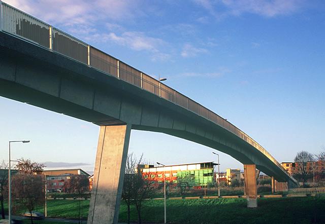 Aquarius Footbridge