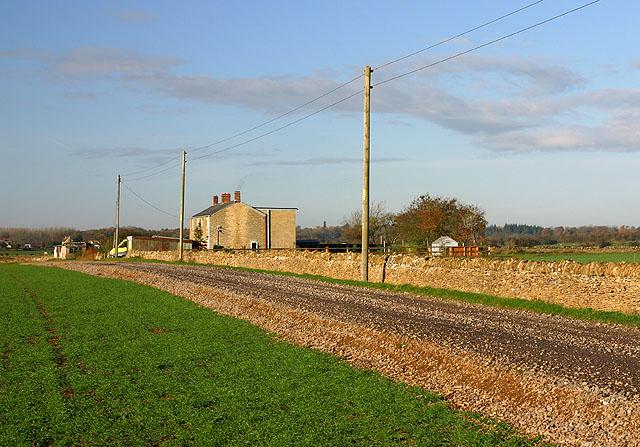Alvescot Downs Farm Cottages