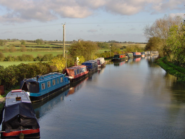 Grand Union Canal - Castlethorpe